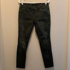 Vigoss black/grey skinny jeans